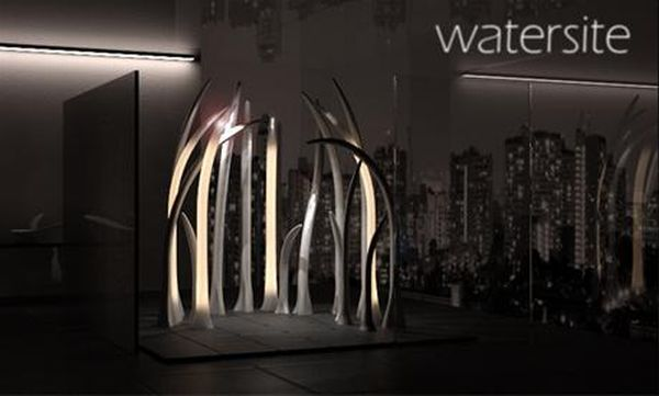 Watersite by Agata Trybus