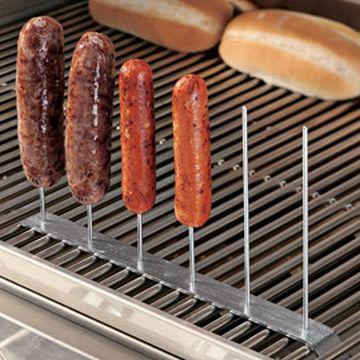 weinerstick stainless steel hotdog rack 59