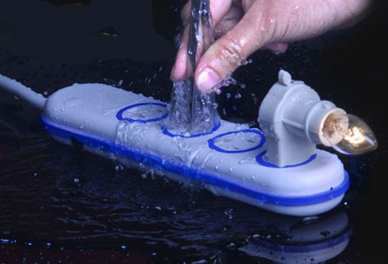 wet circuit waterproof strip