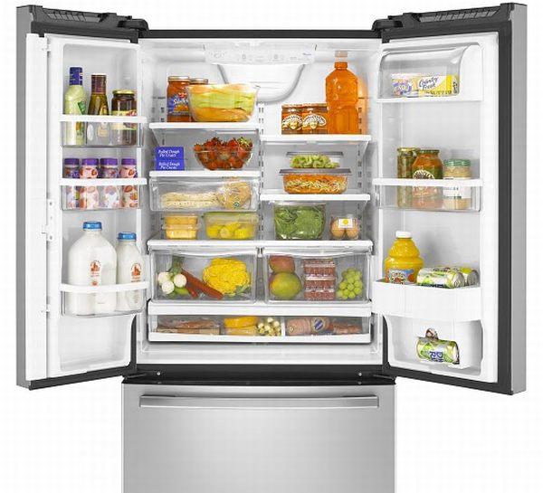 Whirlpool Gold French Door Refrigerator GX2FHDXVY