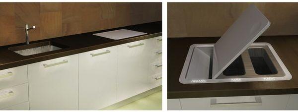 Whirlpool home kitchen waste processor