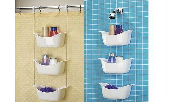 10 cool and creative shower caddy designs for trendy bathrooms ...