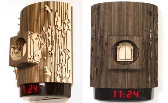 wildermann cuckoo clock