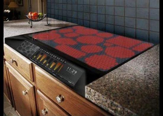 william stove top concept