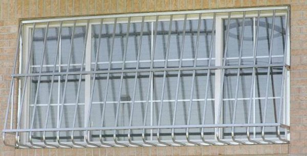 Install window guards