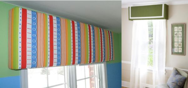 Window Pelmet & How to design a cool pelmet for your window - Hometone - Home ...