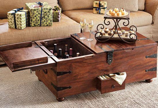wine bar treasure trunk 1