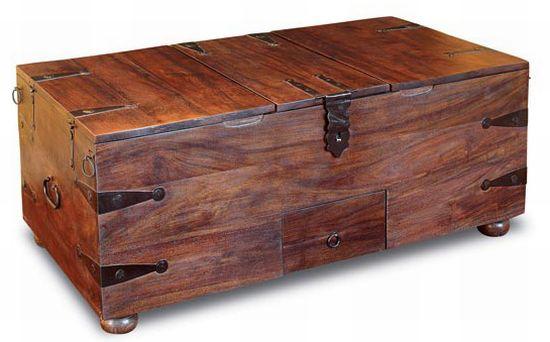 wine bar treasure trunk 3