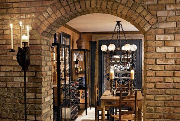 wine cellar decoration1