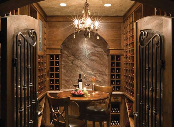 tips treat creative ideas to decorate wine room home improvement