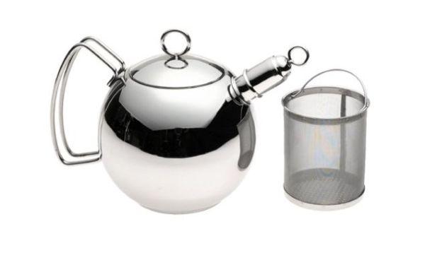 WMF Ball Shaped Tea Kettle