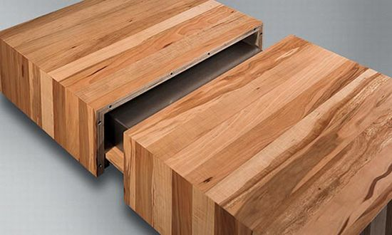 wooden coffee tables 2