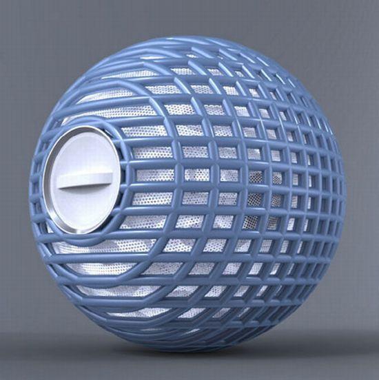 wool ball hybrid humidifier 1