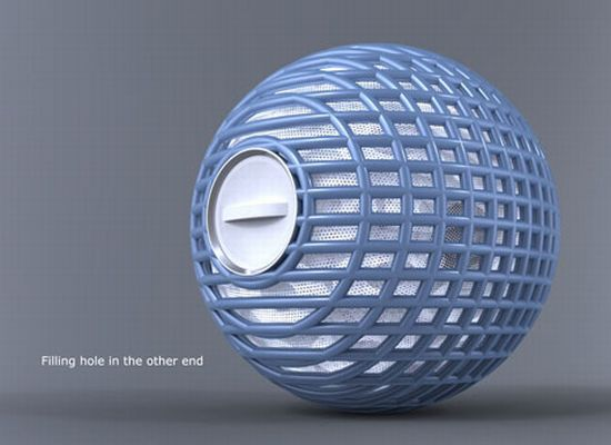 wool ball hybrid humidifier 2