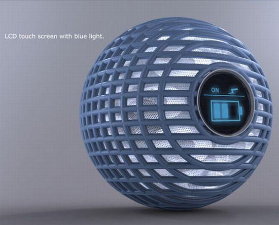 wool ball hybrid humidifier 3