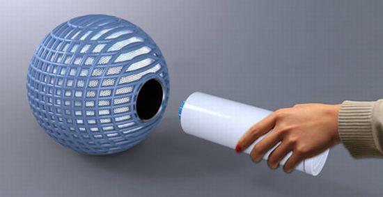 wool ball hybrid humidifier 5