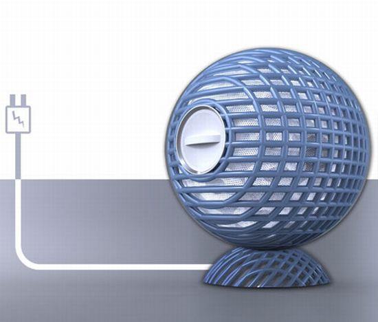 wool ball hybrid humidifier 6