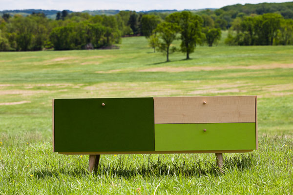 Wooly Media Cabinet