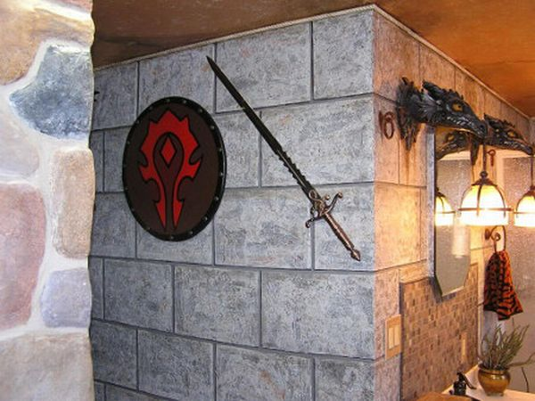 World of Warcraft Bathroom