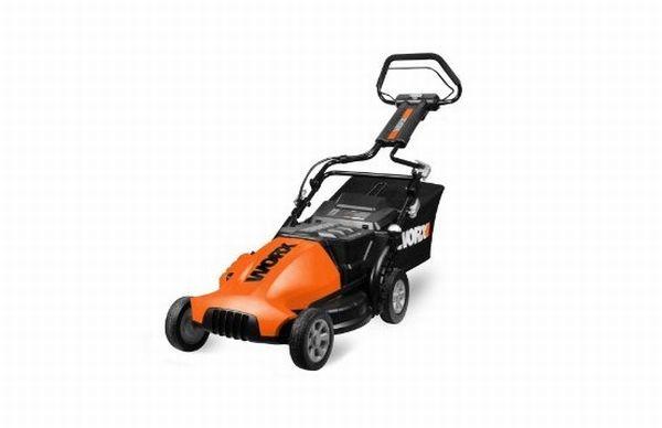 WORX ECO WG780 19-Inch Lawn Mower