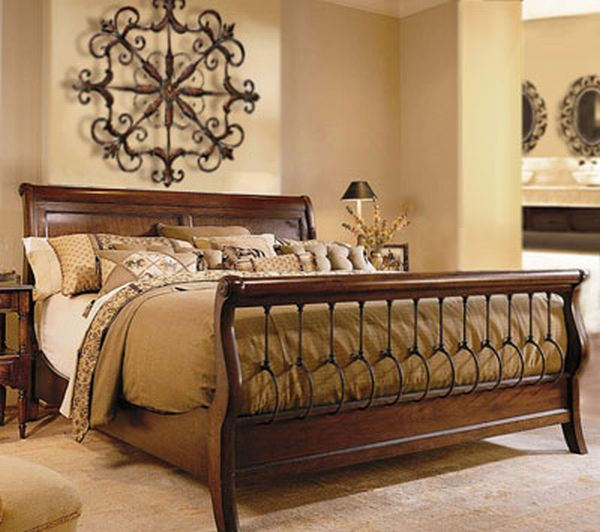 Wrought Iron Wall Décor
