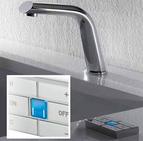 x touch mixer faucet
