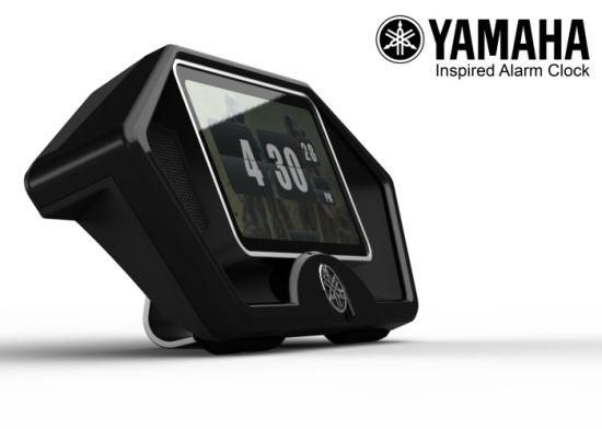 yamaha alarm clock