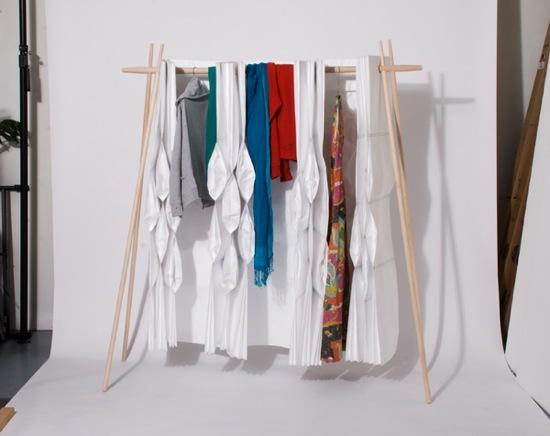 yukata coat rack back noi