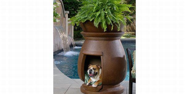 Zen Den of doghouses