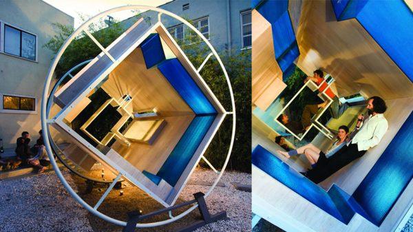 Zero Gravity House