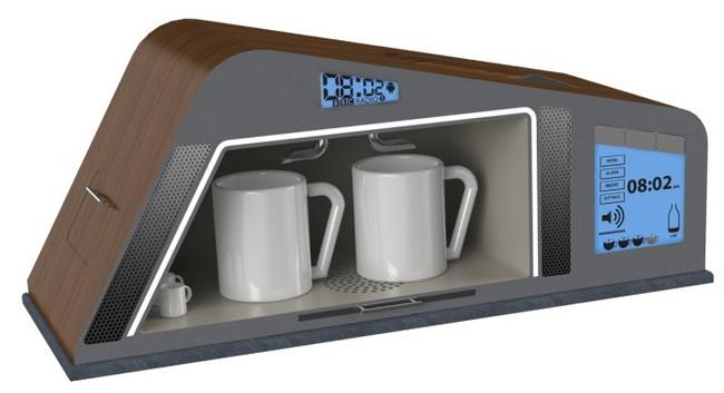 Android Teasmade To Wake You Up With Your Favorite Cup Of