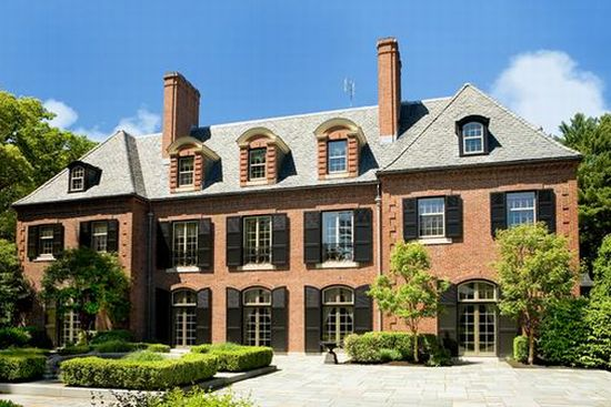 Real estate beat classic brookline estate listed for for Classic homes real estate