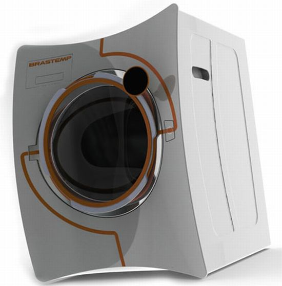 Conecta Washing Machine And Dryer Style Meets Performance Hometone Home Automation And