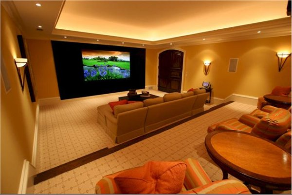 Cool home theater