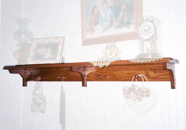 how to build a shelf out of wood