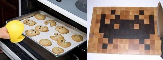 Geeky kitchen gadgets