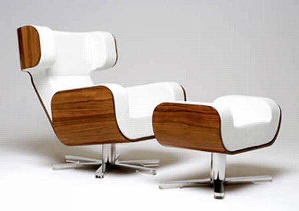 Rocking chair relaxing Rocking Chair Relaxing Canapo by Cassina
