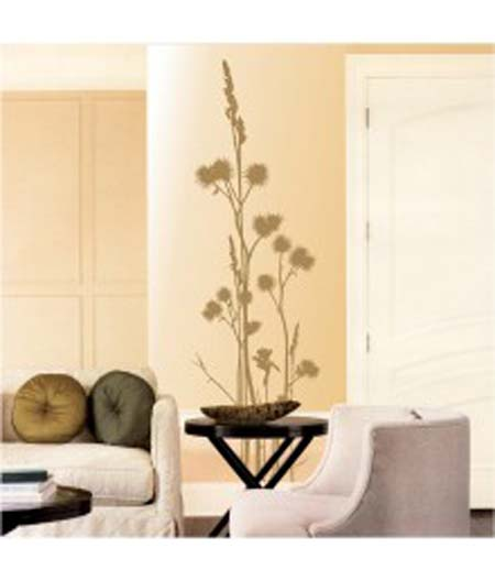 How to apply a wall decal to enhance your room