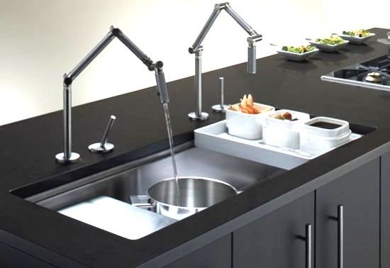 All In One Kitchen Sinks By Kohler Hometone