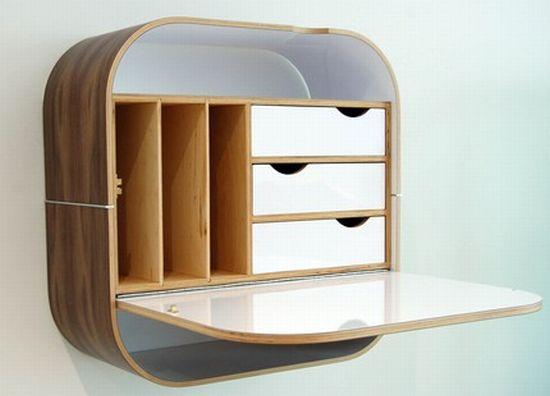 Exceptionnel Mail Sorting Cabinet Keeps Your Mail Safe In Place   Hometone   Home  Automation And Smart Home Guide
