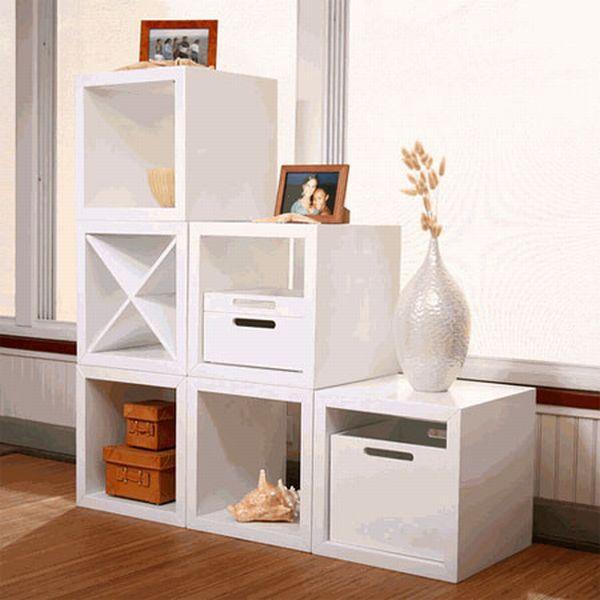 Modular Cube Furniture