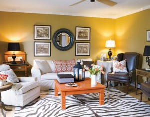 Simple tips to decorate a living room