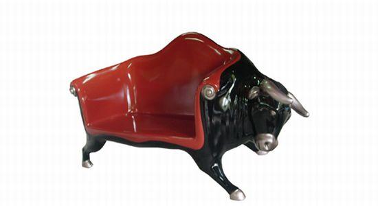 the bull sofa