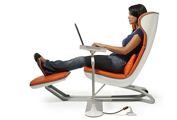 lounge chair for office. Designed Lounge Chair For Office