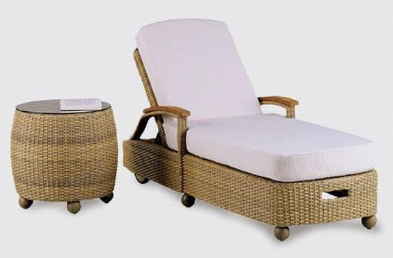 Redifining comfort with the bali adjustable chaise lounge for Balinese chaise lounge