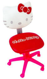 hello kitty chair 1451