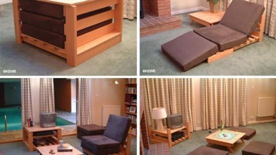 kewb multifunction furniture 15699
