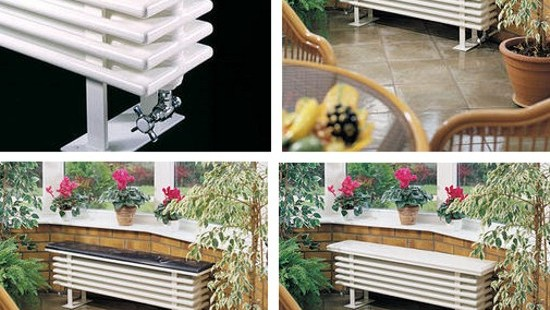 multiline bench radiator by mhs