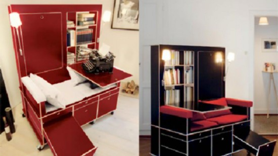 nils holger moormann 39 s lese lebe managing books and. Black Bedroom Furniture Sets. Home Design Ideas