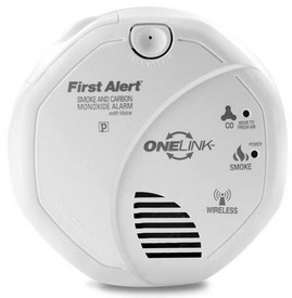 Carbon Monoxide Detector Ringing
